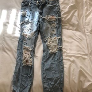 Cotton On high waisted jeans
